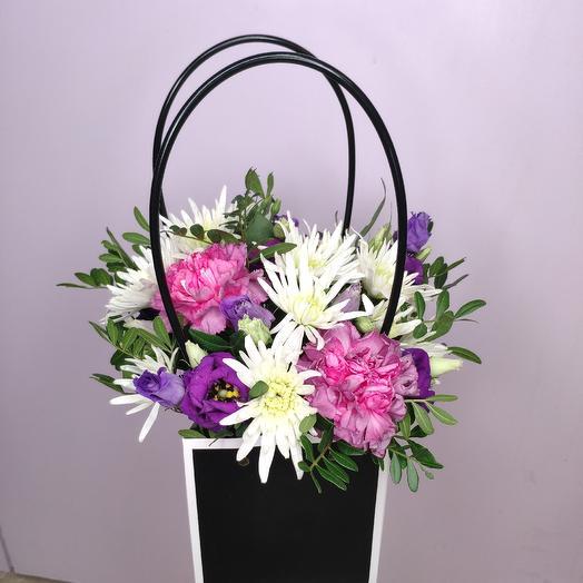 Композиция 2776: букеты цветов на заказ Flowwow