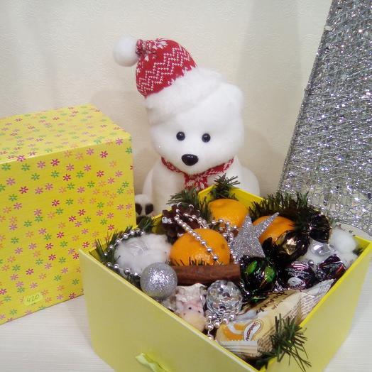 Christmas подарок2: flowers to order Flowwow
