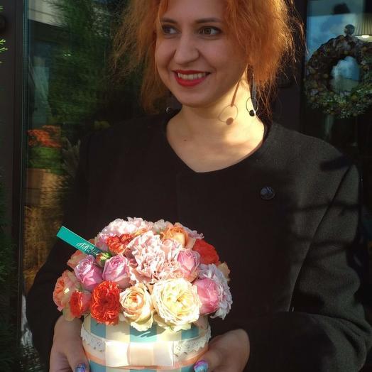 Композиция «Гармония цветов»
