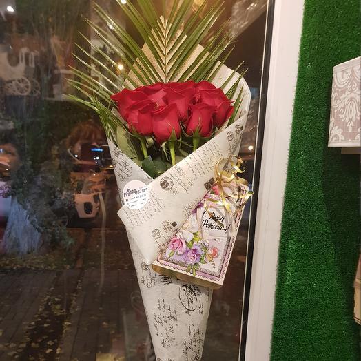 Фридом 9 розы