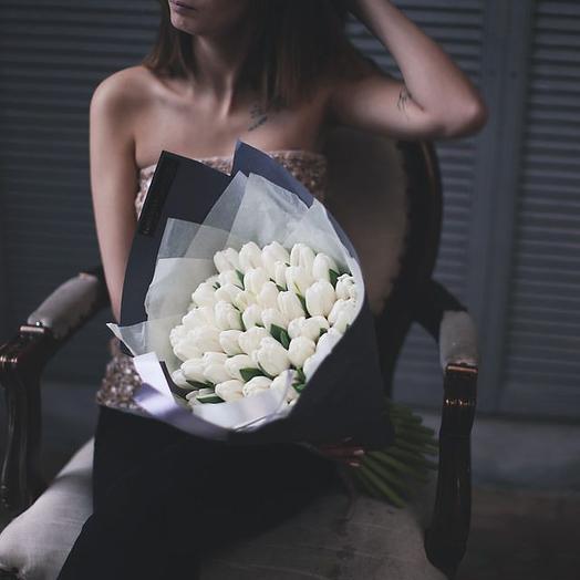 White Chocolate: букеты цветов на заказ Flowwow