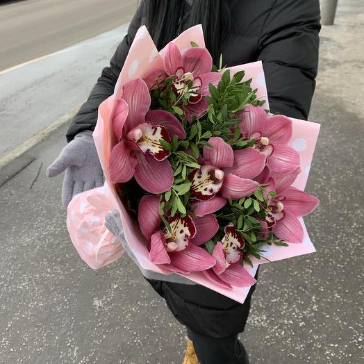 Для Любимой 9: букеты цветов на заказ Flowwow