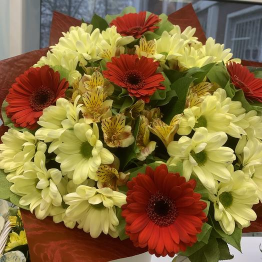 Солнце мое: букеты цветов на заказ Flowwow