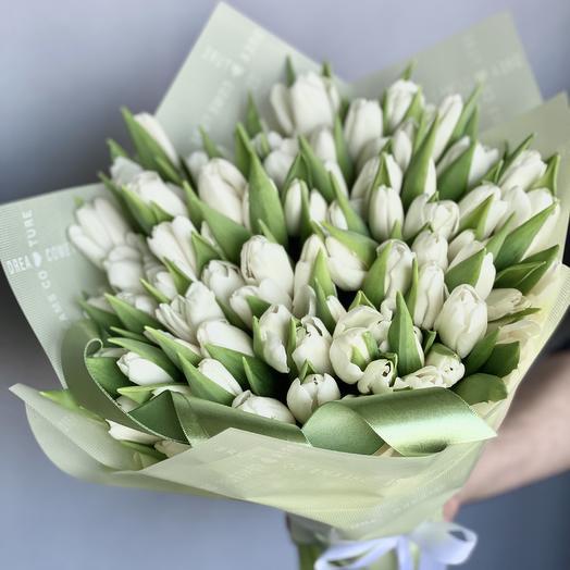 Месяц март: букеты цветов на заказ Flowwow
