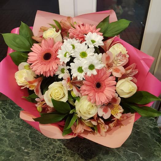 """Букет """"Амор- гламур"""": букеты цветов на заказ Flowwow"""