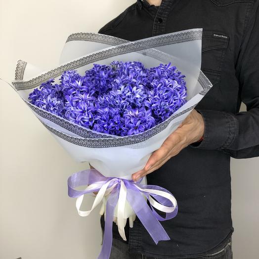 ТОP 23 гиацинта: букеты цветов на заказ Flowwow