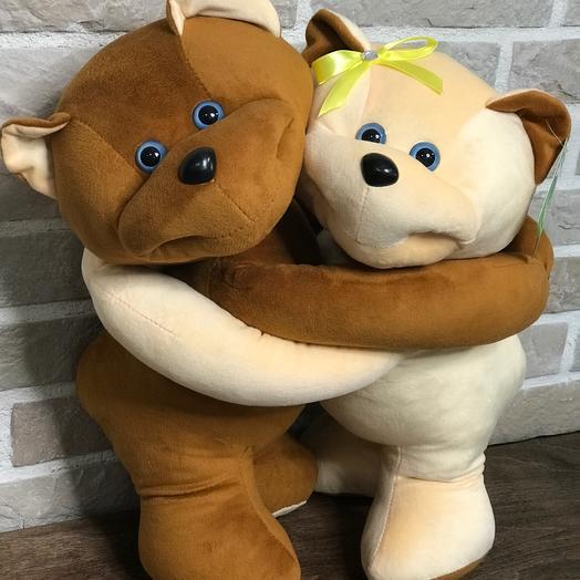 Мягкая игрушка «сладкая парочка»