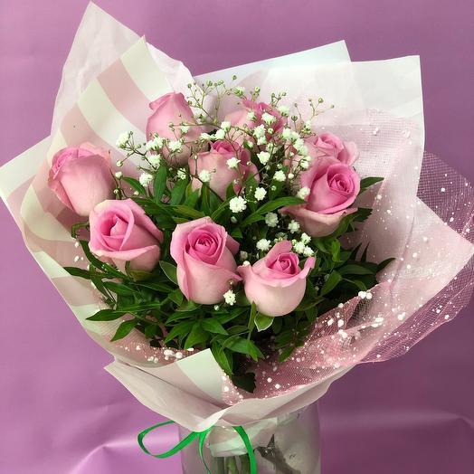 Розовый комплимент 1
