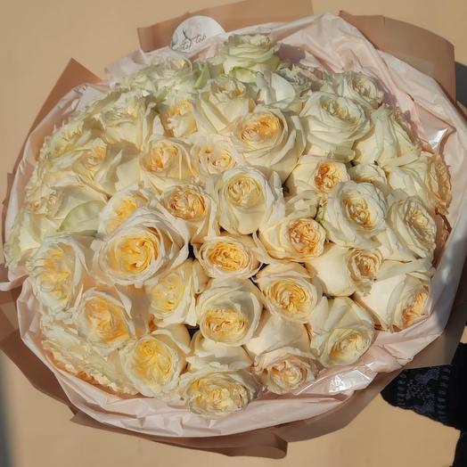 Цветочный букет 56