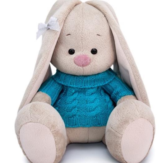 Коллекционная игрушка «Зайка Ми в свитере»