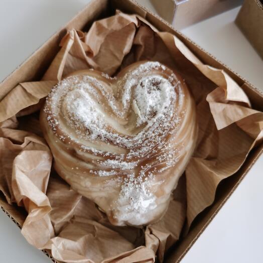"Ароматное мыло ""Сахарная Булочка"""