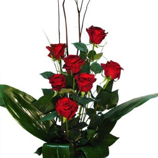 Гермес: букеты цветов на заказ Flowwow