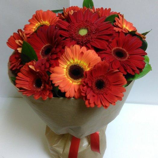 Фламенко: букеты цветов на заказ Flowwow