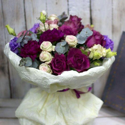 Я вам пишу: букеты цветов на заказ Flowwow