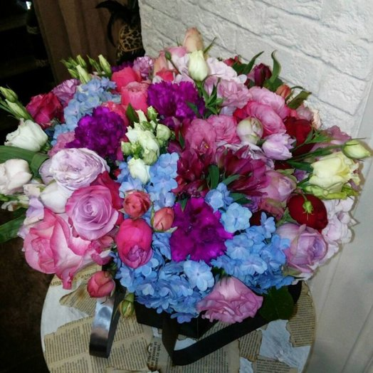Аргентинское танго: букеты цветов на заказ Flowwow