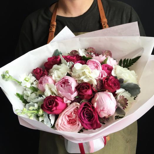 Матильда : букеты цветов на заказ Flowwow