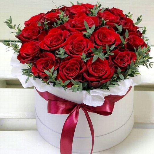 Коробка 4: букеты цветов на заказ Flowwow