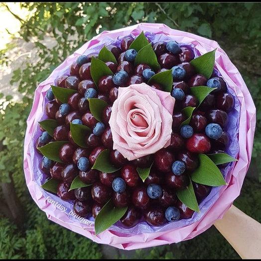 Фруктовый букет : букеты цветов на заказ Flowwow