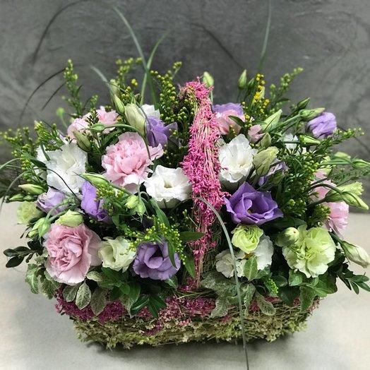 Blossom num 02: букеты цветов на заказ Flowwow
