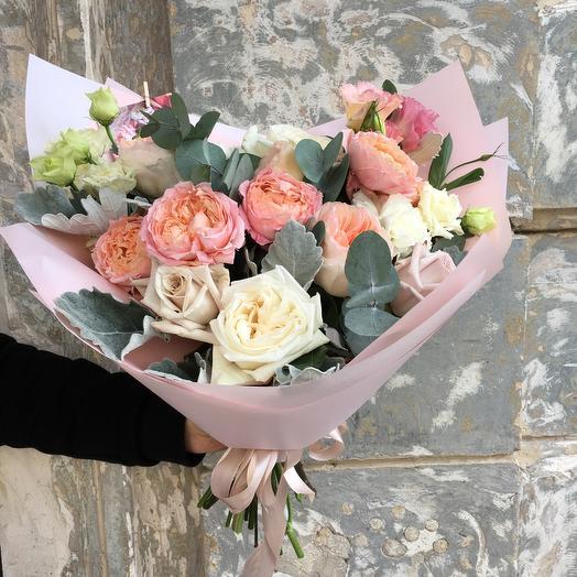 Букет Неси: букеты цветов на заказ Flowwow