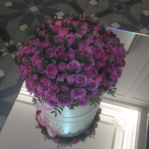 Прекрасный баблс: букеты цветов на заказ Flowwow
