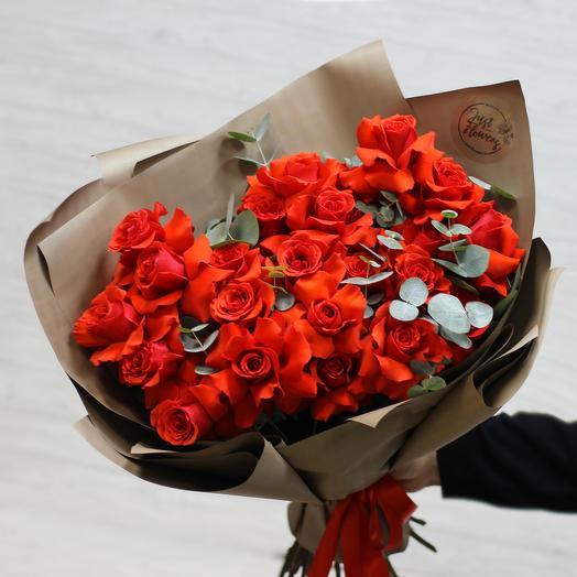Моно 06: букеты цветов на заказ Flowwow