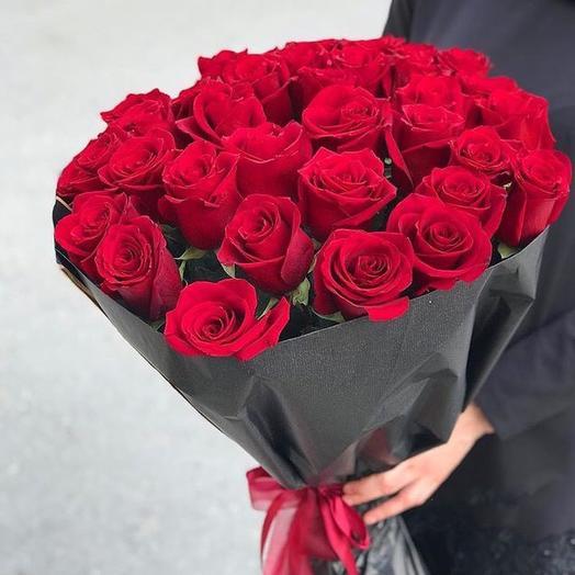 """Букет """"Восхищаюсь твоей красотой"""": букеты цветов на заказ Flowwow"""