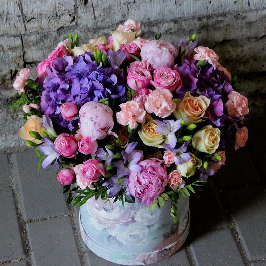Июль: букеты цветов на заказ Flowwow