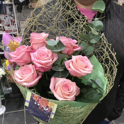 Букет Анна Карина: букеты цветов на заказ Flowwow