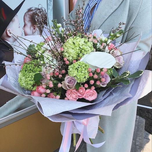 Жемчуг: букеты цветов на заказ Flowwow