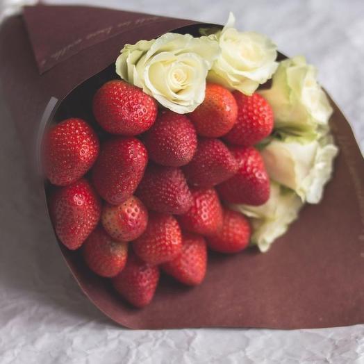 """Букет """"Сладкая история """": букеты цветов на заказ Flowwow"""