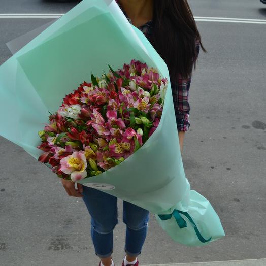 Бруклин: букеты цветов на заказ Flowwow