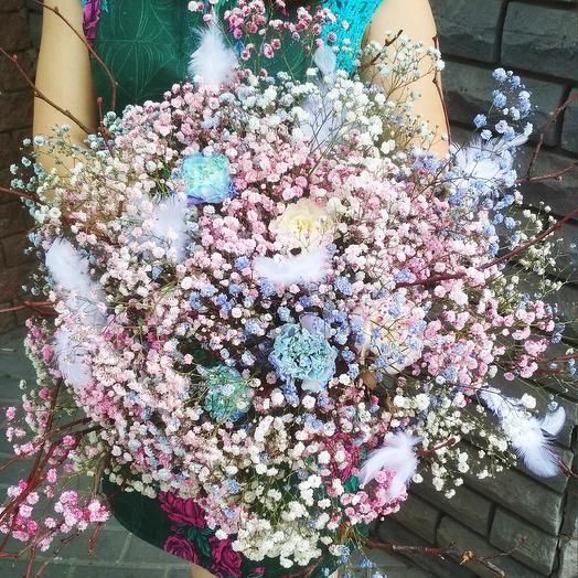 Облачные технологии: букеты цветов на заказ Flowwow
