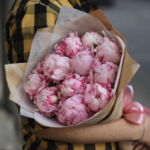 Розовые мороженки