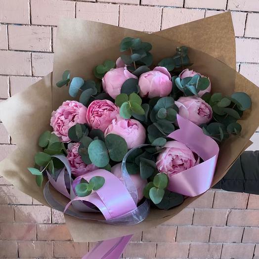 """Букет """"Розовый Фламинго"""": букеты цветов на заказ Flowwow"""
