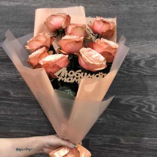 Ивонна: букеты цветов на заказ Flowwow