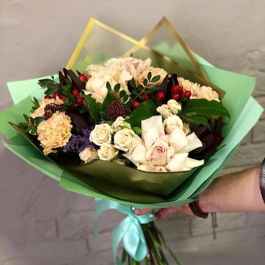 """Букет """"Поле"""": букеты цветов на заказ Flowwow"""
