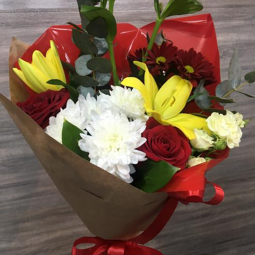 Букет Bouquet mix