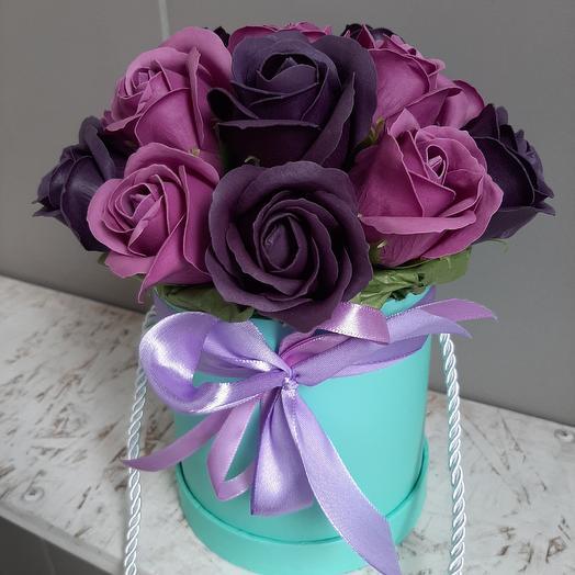 Аромат сирени: букеты цветов на заказ Flowwow