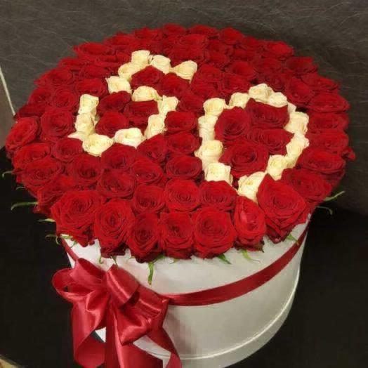 Особенный день: букеты цветов на заказ Flowwow