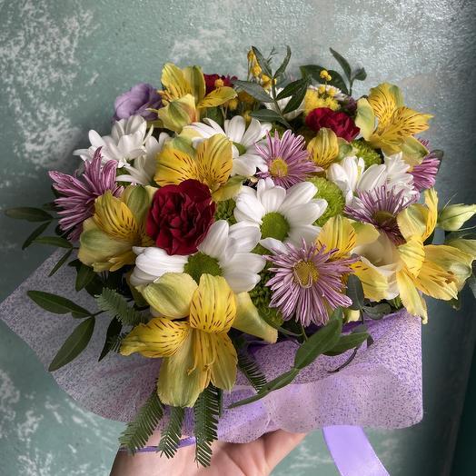 Валентинка 💕: букеты цветов на заказ Flowwow