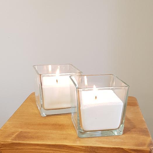 Набор насыпных свечей 2шт