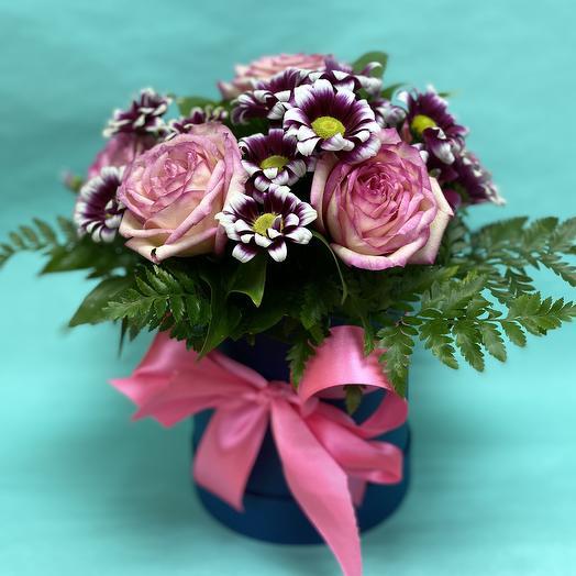 Красота в мелочах: букеты цветов на заказ Flowwow