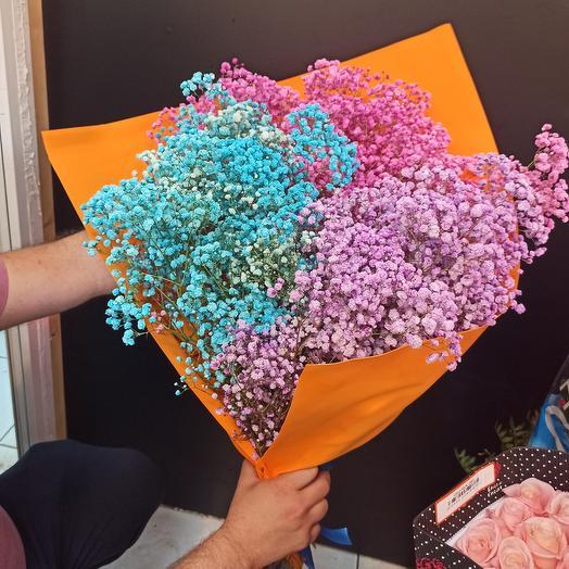 Радужное небо: букеты цветов на заказ Flowwow