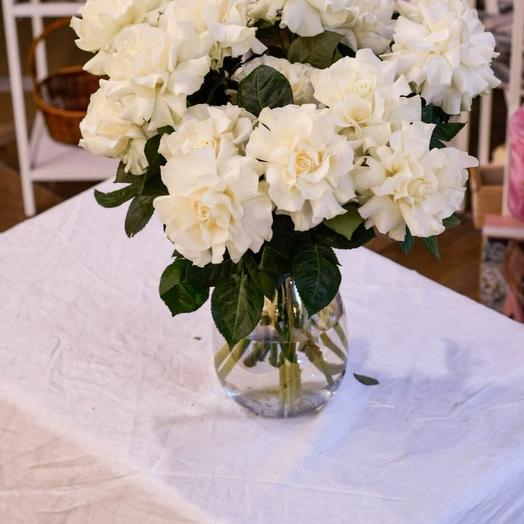 Шарм французских роз