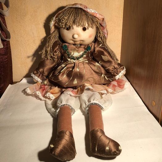 "Lady Flowers  - кукла  ""Варя"""
