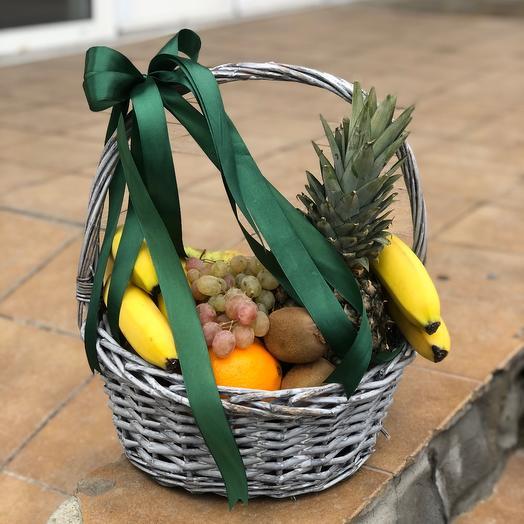Корзина с фруктами 4кг