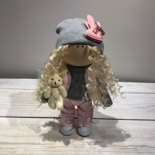 Кукла (Ручная работа)