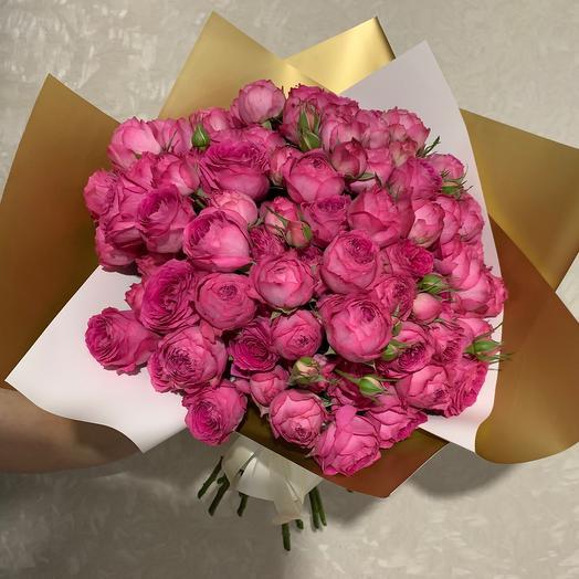 роза пионавидная
