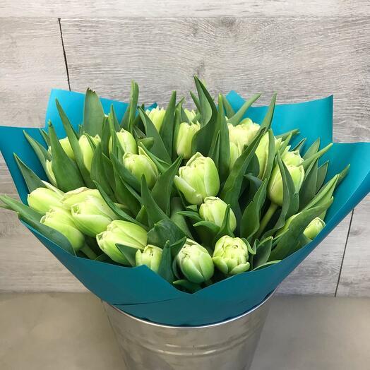 Тюльпаны Авангард